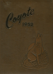 Page 1, 1952 Edition, Williston High School - Coyote Yearbook (Williston, ND) online yearbook collection