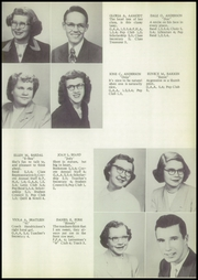 Page 17, 1952 Edition, Williston High School - Coyote Yearbook (Williston, ND) online yearbook collection