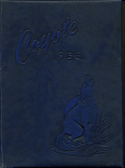 1953 Edition, Williston High School - Coyote Yearbook (Williston, ND)