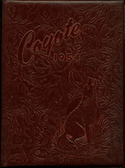 1954 Edition, Williston High School - Coyote Yearbook (Williston, ND)