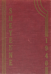 Valley City High School - Sheyenne Yearbook (Valley City, ND) online yearbook collection, 1940 Edition, Page 1