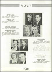 Page 17, 1940 Edition, Valley City High School - Sheyenne Yearbook (Valley City, ND) online yearbook collection