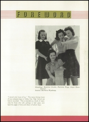 Page 9, 1940 Edition, Valley City High School - Sheyenne Yearbook (Valley City, ND) online yearbook collection