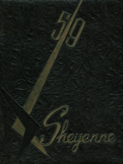 Valley City High School - Sheyenne Yearbook (Valley City, ND) online yearbook collection, 1959 Edition, Page 1