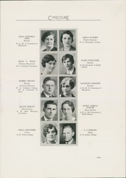 Page 17, 1933 Edition, Fargo Central High School - Cynosure Yearbook (Fargo, ND) online yearbook collection
