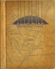 1936 Edition, Fargo Central High School - Cynosure Yearbook (Fargo, ND)