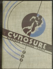 Fargo Central High School - Cynosure Yearbook (Fargo, ND) online yearbook collection, 1940 Edition, Page 1