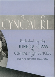 Page 7, 1940 Edition, Fargo Central High School - Cynosure Yearbook (Fargo, ND) online yearbook collection
