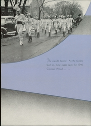 Page 8, 1940 Edition, Fargo Central High School - Cynosure Yearbook (Fargo, ND) online yearbook collection