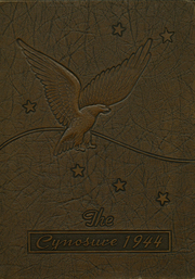 1944 Edition, Fargo Central High School - Cynosure Yearbook (Fargo, ND)