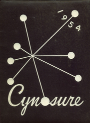 1954 Edition, Fargo Central High School - Cynosure Yearbook (Fargo, ND)