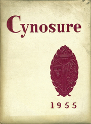 1955 Edition, Fargo Central High School - Cynosure Yearbook (Fargo, ND)