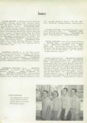 Page 13, 1955 Edition, Fargo Central High School - Cynosure Yearbook (Fargo, ND) online yearbook collection