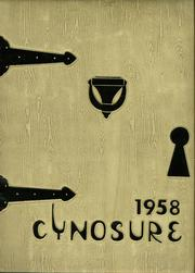 1958 Edition, Fargo Central High School - Cynosure Yearbook (Fargo, ND)