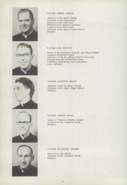 Page 10, 1952 Edition, St Marys Central High School - Marichimes Yearbook (Bismarck, ND) online yearbook collection