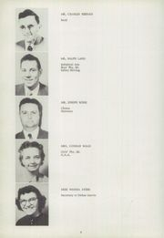 Page 12, 1952 Edition, St Marys Central High School - Marichimes Yearbook (Bismarck, ND) online yearbook collection