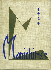 1959 Edition, St Marys Central High School - Marichimes Yearbook (Bismarck, ND)