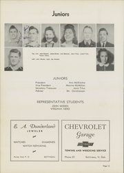 Page 16, 1942 Edition, Bottineau High School - Washegum Yearbook (Bottineau, ND) online yearbook collection