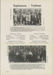 Page 17, 1942 Edition, Bottineau High School - Washegum Yearbook (Bottineau, ND) online yearbook collection