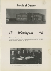 Page 5, 1942 Edition, Bottineau High School - Washegum Yearbook (Bottineau, ND) online yearbook collection