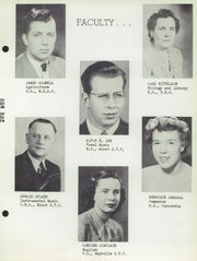 Page 15, 1950 Edition, Bottineau High School - Washegum Yearbook (Bottineau, ND) online yearbook collection