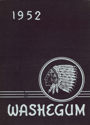 Page 1, 1952 Edition, Bottineau High School - Washegum Yearbook (Bottineau, ND) online yearbook collection