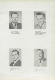 Page 11, 1952 Edition, Bottineau High School - Washegum Yearbook (Bottineau, ND) online yearbook collection