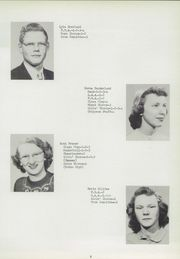 Page 17, 1952 Edition, Bottineau High School - Washegum Yearbook (Bottineau, ND) online yearbook collection