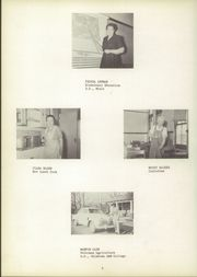 Page 10, 1955 Edition, Bottineau High School - Washegum Yearbook (Bottineau, ND) online yearbook collection
