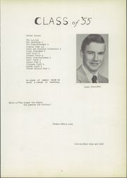 Page 11, 1955 Edition, Bottineau High School - Washegum Yearbook (Bottineau, ND) online yearbook collection