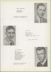 Page 13, 1955 Edition, Bottineau High School - Washegum Yearbook (Bottineau, ND) online yearbook collection