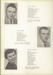 Page 14, 1955 Edition, Bottineau High School - Washegum Yearbook (Bottineau, ND) online yearbook collection
