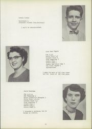 Page 15, 1955 Edition, Bottineau High School - Washegum Yearbook (Bottineau, ND) online yearbook collection