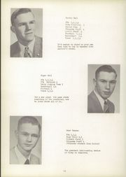 Page 16, 1955 Edition, Bottineau High School - Washegum Yearbook (Bottineau, ND) online yearbook collection