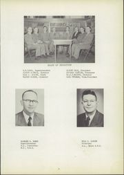 Page 7, 1955 Edition, Bottineau High School - Washegum Yearbook (Bottineau, ND) online yearbook collection