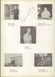 Page 8, 1955 Edition, Bottineau High School - Washegum Yearbook (Bottineau, ND) online yearbook collection
