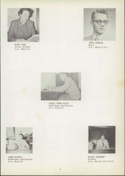 Page 9, 1955 Edition, Bottineau High School - Washegum Yearbook (Bottineau, ND) online yearbook collection