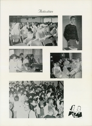 Page 11, 1963 Edition, Bishop Ryan High School - Mitre Yearbook (Minot, ND) online yearbook collection