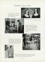Page 14, 1963 Edition, Bishop Ryan High School - Mitre Yearbook (Minot, ND) online yearbook collection