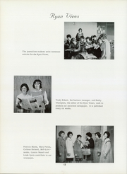 Page 16, 1963 Edition, Bishop Ryan High School - Mitre Yearbook (Minot, ND) online yearbook collection