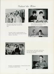Page 17, 1963 Edition, Bishop Ryan High School - Mitre Yearbook (Minot, ND) online yearbook collection