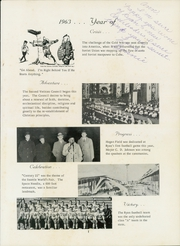 Page 5, 1963 Edition, Bishop Ryan High School - Mitre Yearbook (Minot, ND) online yearbook collection