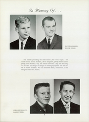 Page 8, 1963 Edition, Bishop Ryan High School - Mitre Yearbook (Minot, ND) online yearbook collection