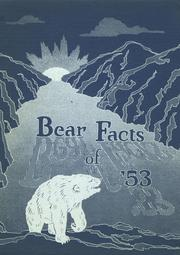 Page 1, 1953 Edition, Larimore High School - Bear Facts Yearbook (Larimore, ND) online yearbook collection