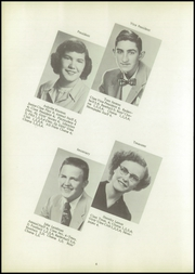 Page 10, 1953 Edition, Larimore High School - Bear Facts Yearbook (Larimore, ND) online yearbook collection