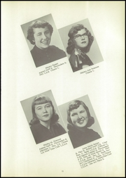 Page 15, 1953 Edition, Larimore High School - Bear Facts Yearbook (Larimore, ND) online yearbook collection