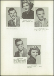 Page 16, 1953 Edition, Larimore High School - Bear Facts Yearbook (Larimore, ND) online yearbook collection