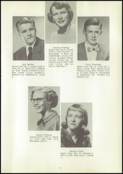 Page 17, 1953 Edition, Larimore High School - Bear Facts Yearbook (Larimore, ND) online yearbook collection