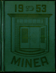 1953 Edition, Beulah High School - Miner Yearbook (Beulah, ND)