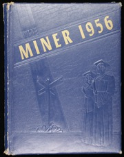 1956 Edition, Beulah High School - Miner Yearbook (Beulah, ND)
